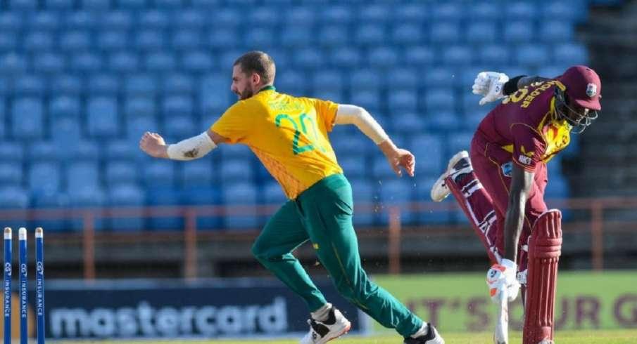 West Indies vs South Africa, T20 matches, Kieron Pollard, Kagiso Rabada, Quinton de Kock, Temba Bavu- India TV Hindi