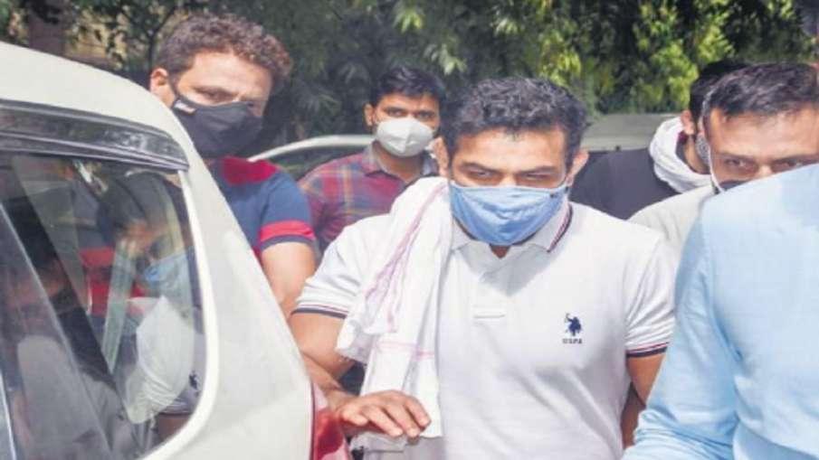 दिल्ली की अदालत ने सुशील कुमार की न्यायिक हिरासत 25 जून तक बढ़ाई- India TV Hindi