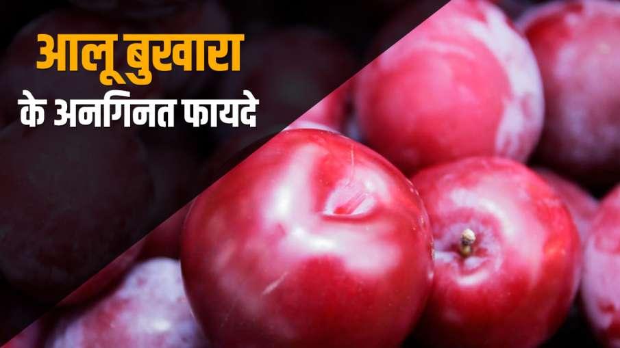 Aalu Bukhara or Plums- India TV Hindi
