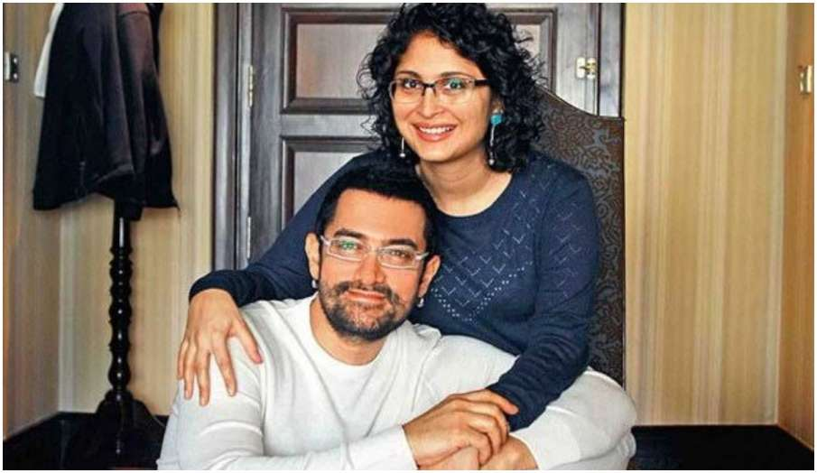 Aamir Khan and Kiran Rao announced their divorce after 15 years of marriage - India TV Hindi