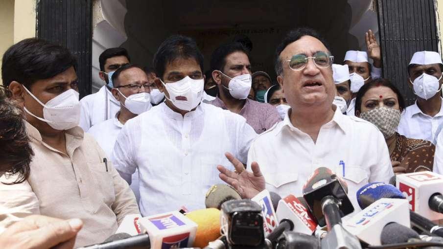 कांग्रेस विधायकों से...- India TV Hindi