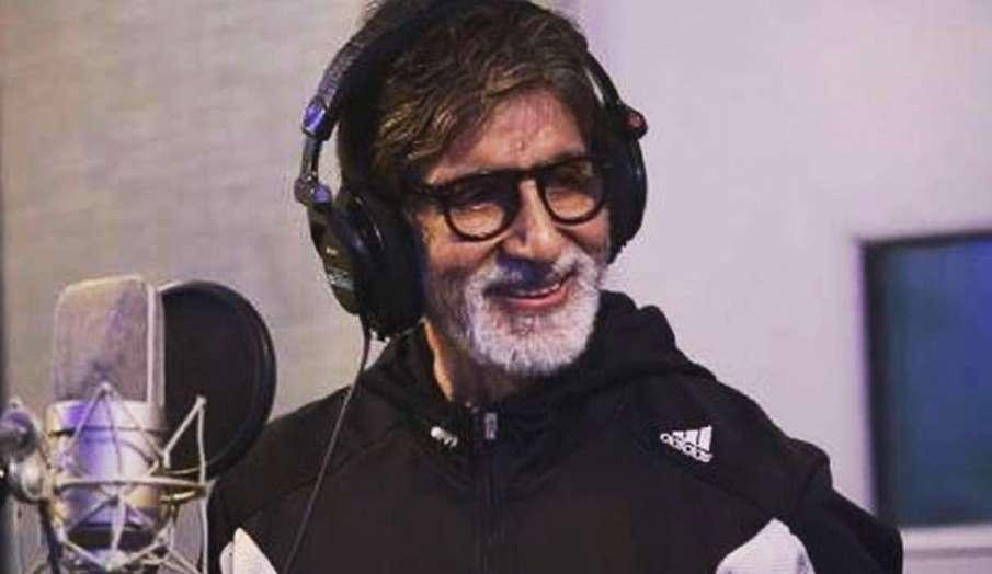 After Kabhi Khabhi and Silsila amitabh Bachchan to recite a poem for Chehre film - India TV Hindi