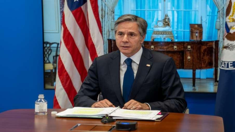US Secretary of State Antony Blinken may visit India next week अगले सप्ताह भारत दौरे पर आ सकते हैं अ- India TV Hindi