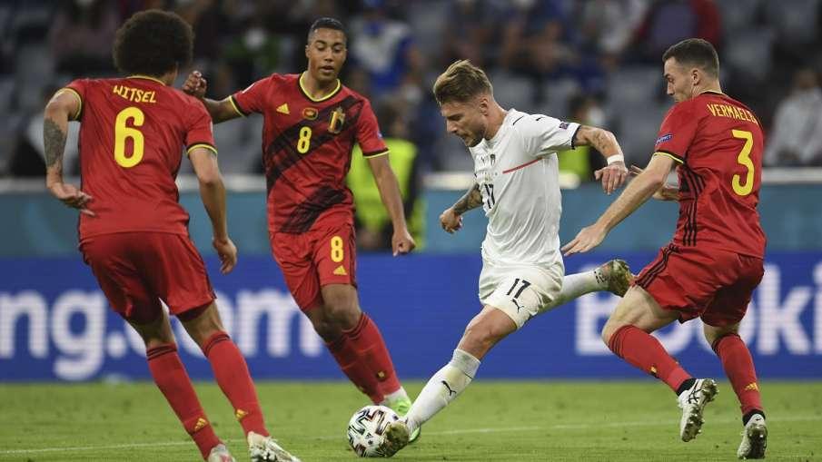 EURO 2020 : बेल्जियम को 2-1 से...- India TV Hindi