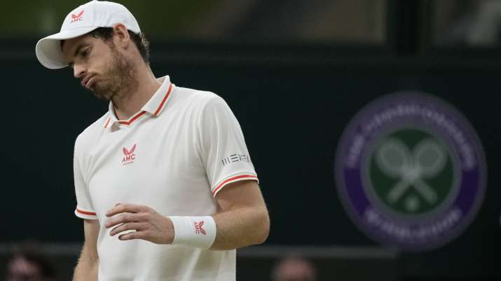 Wimbledon: Two-time champion Andy Murray lost to Denis Shapovalov- India TV Hindi