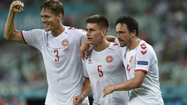 Euro 2020: Denmark beat Czech Republic 2-1, book spot in semifinals- India TV Hindi