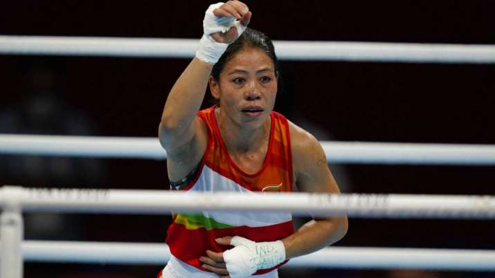 Mary Kom was disappointed with the judges' decisions, gave this statement- India TV Hindi