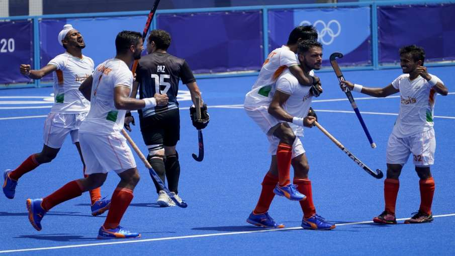 Hockey Ranking: India is in the top three for the first time in the World Hockey Ranking- India TV Hindi