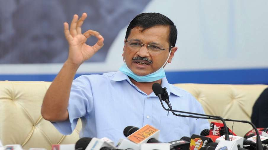 Arvind Kejriwal demands Bharat Ratna to Indian doctors for fighting against Covid अरविंद केजरीवाल ने- India TV Hindi
