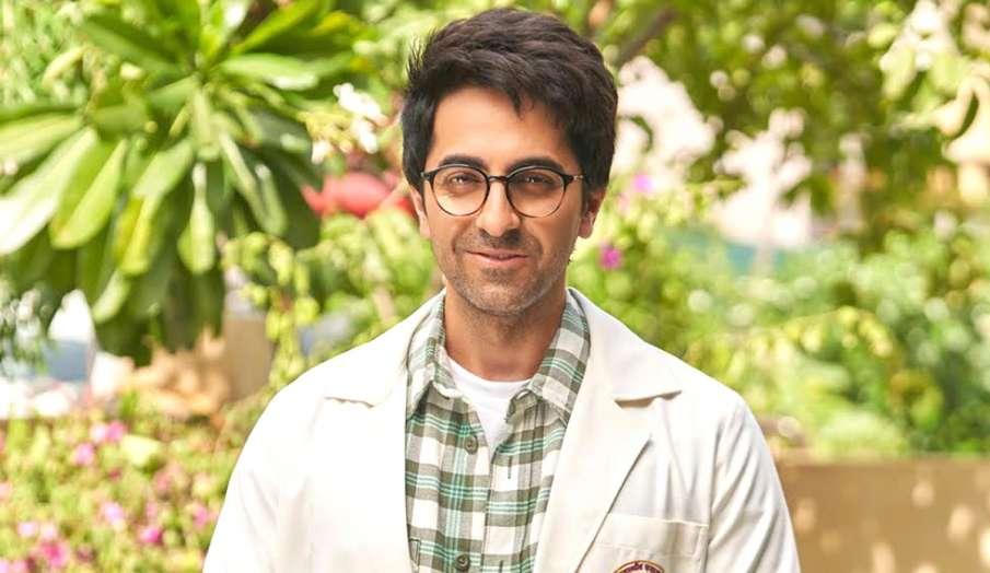ayushmann khurrana DoctorG First Look says Ab hogi shooting latest news in hindi - India TV Hindi