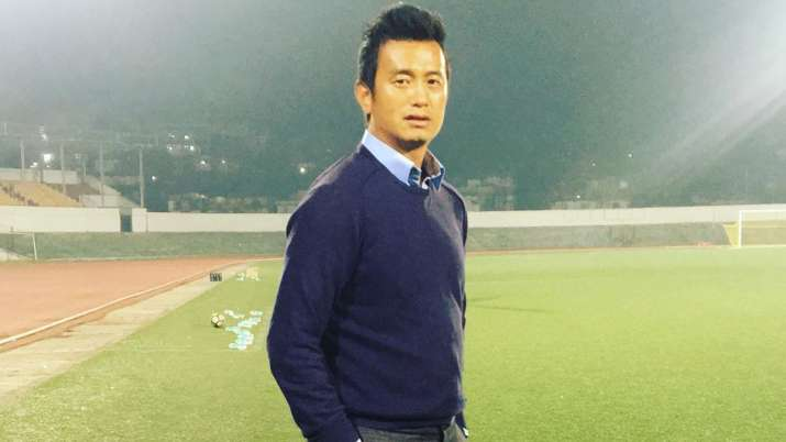 Bhaichung Bhutia believes that not all foreign coaches are tactically strong- India TV Hindi