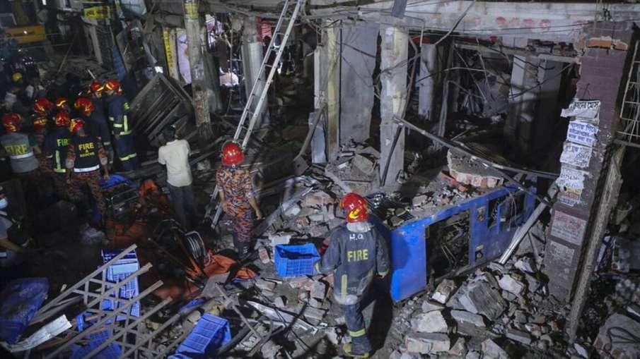 JMB militant executed, JMB militant, JMB militant Kasimpur Jail, UDICHI Blast- India TV Hindi