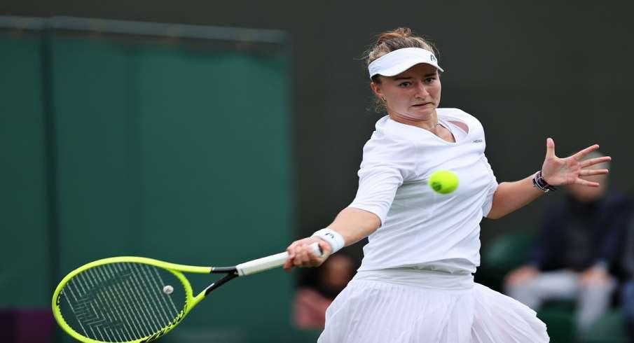 Barbora Krejcikova, Theresa Martinkova, Prague Open title, Sports, Tennis - India TV Hindi