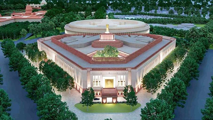 नए संसद भवन के निर्माण पर अब तक 238 करोड़ रुपये खर्च हुए: सरकार- India TV Hindi