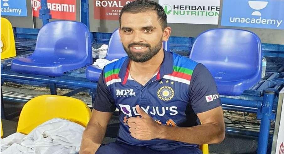 IND vs SL, Deepak Chahar, Rahul Dravid, Sports, cricket, Sri Lanka- India TV Hindi