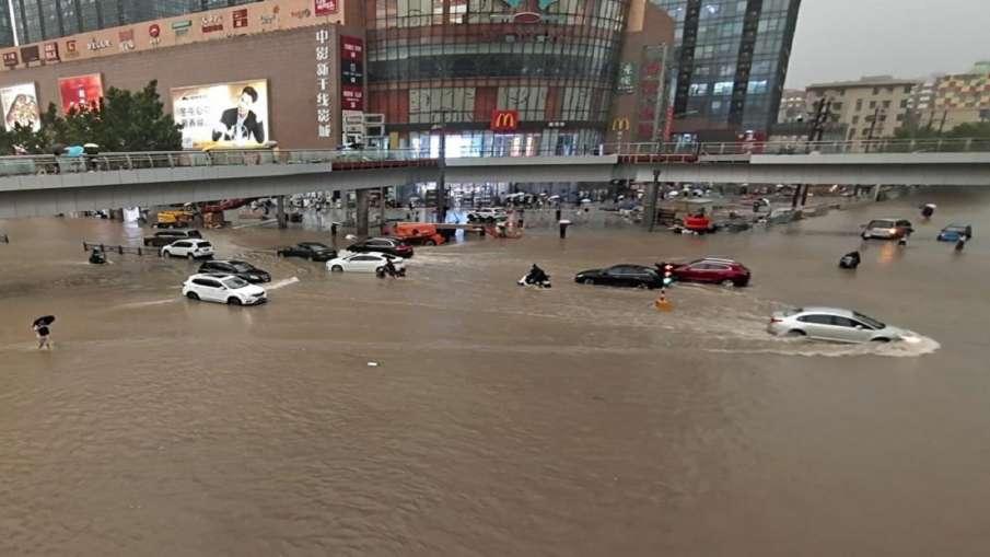मध्य चीन में भारी बारिश और बाढ़; 13 लोगों की मौत, राहत कार्यों के लिए सेना तैनात - India TV Hindi