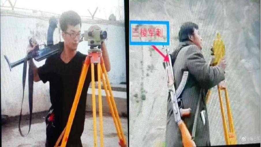 एक हाथ में हथियार तो दूसरे में औजार, पाकिस्तान में ऐसे काम कर रहे हैं चीन के इंजीनियर- India TV Hindi