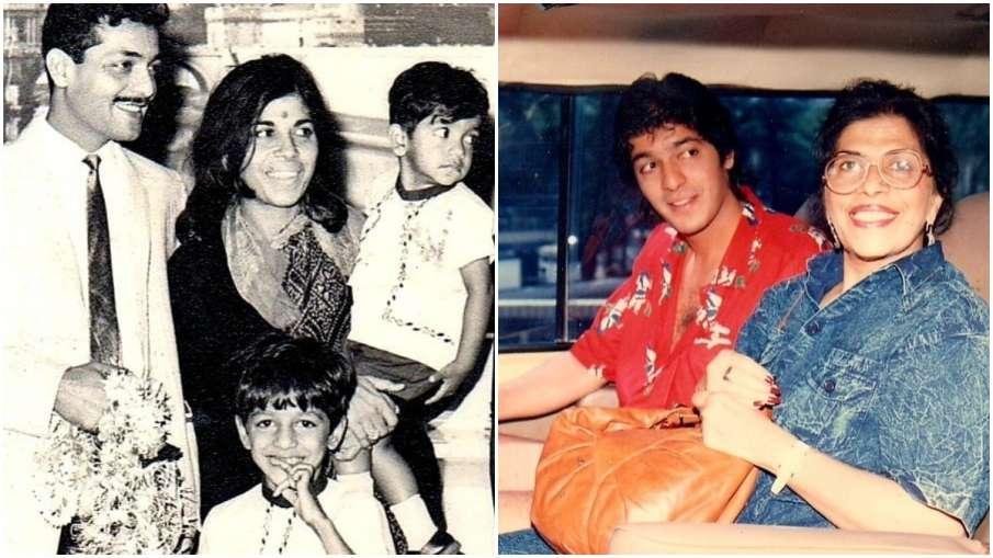 चंकी पांडे ने मां के लिए लिखा इमोशनल नोट- India TV Hindi