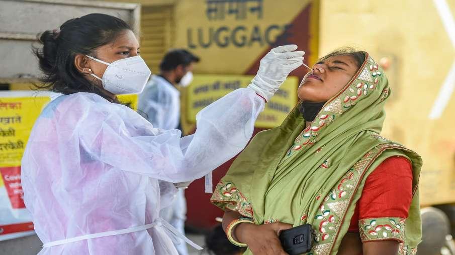Coronavirus cases in India today more than 40 thousand latest news Covid: देशभर में मिले 43,071 नए म- India TV Hindi