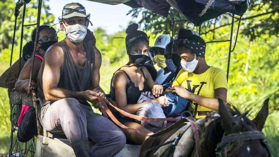 Cuba Covid Cases, Cuba Protests, Cuba Coronavirus, Cuba Covid 19, Cuba Economy- India TV Hindi