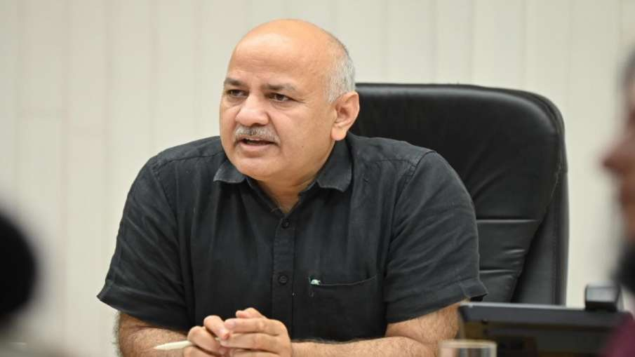 Delhi Deputy CM Manish Sisodia- India TV Hindi