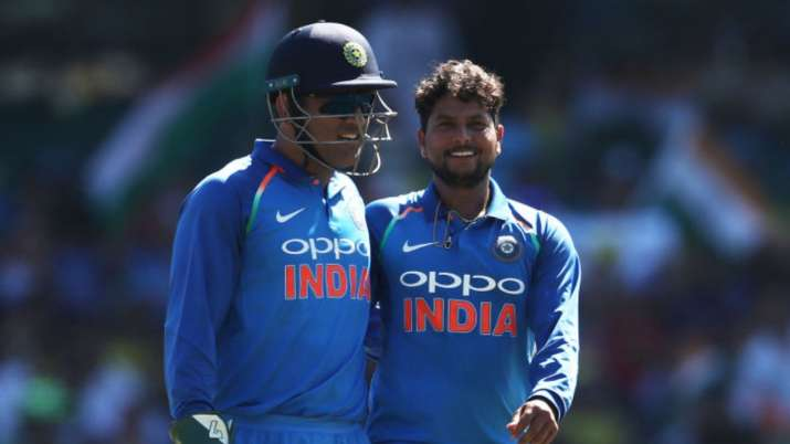 Kuldeep Yadav's advice to former selector, he has to learn to play without Dhoni- India TV Hindi