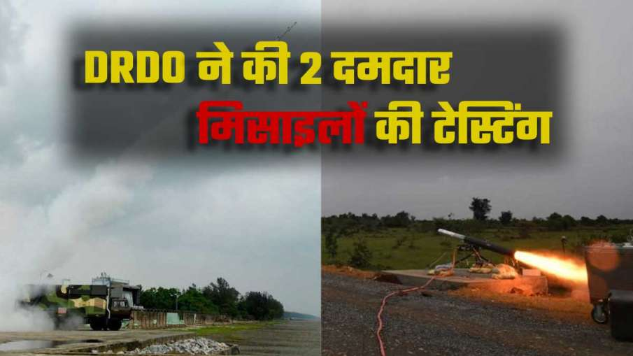 Akash-NG Test, Akash-NG Missile Test, MPATGM Test, DRDO Akash Missile Test, Akash Missile Test- India TV Hindi