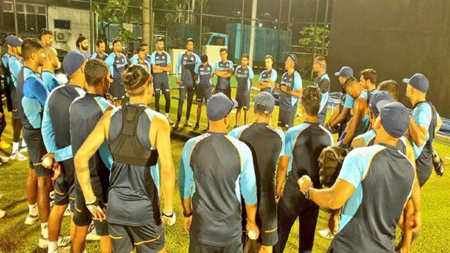 IND vs SL: श्रीलंका में टीम...- India TV Hindi