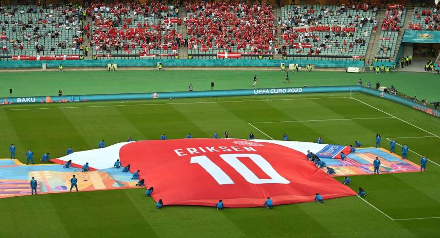 Christian Eriksen, Denmark, Euro Cup, quarter-final, England- India TV Hindi
