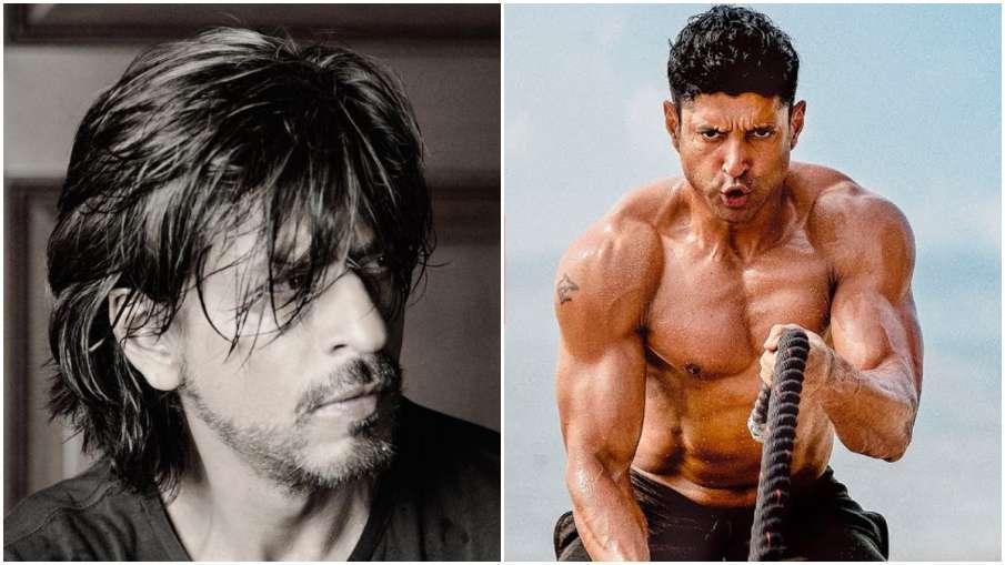 शाहरुख खान ने की तूफान की तारीफ- India TV Hindi