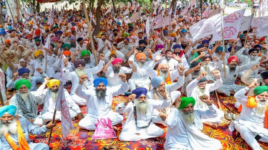किसान आंदोलन: जंतर-मंतर पर आज से किसानों की संसद, सुरक्षा के कड़े इंतजाम- India TV Hindi