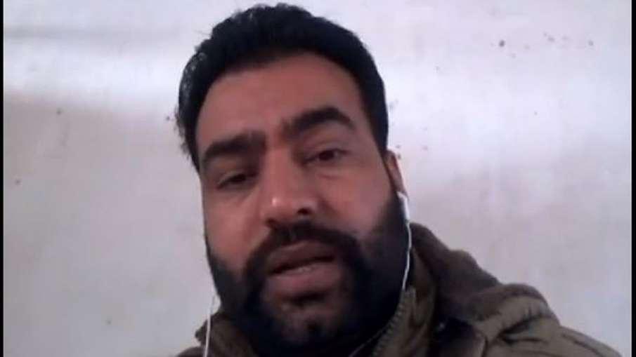 Gangster-turned-activist Lakha Sidhana.- India TV Hindi
