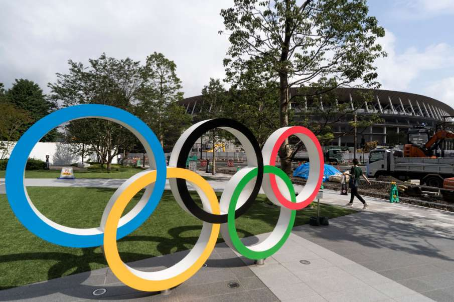 Record 2848 cases of corona virus infection registered after the start of the Olympics in Tokyo- India TV Hindi
