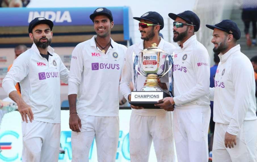 IND vs ENG: washington sundar out of tour with finger...- India TV Hindi