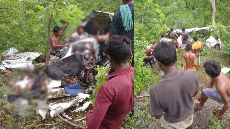महाराष्ट्र के जलगांव में हेलीकॉप्टर दुर्घटनाग्रस्त हुआ, एक पायलट की मौत- India TV Hindi