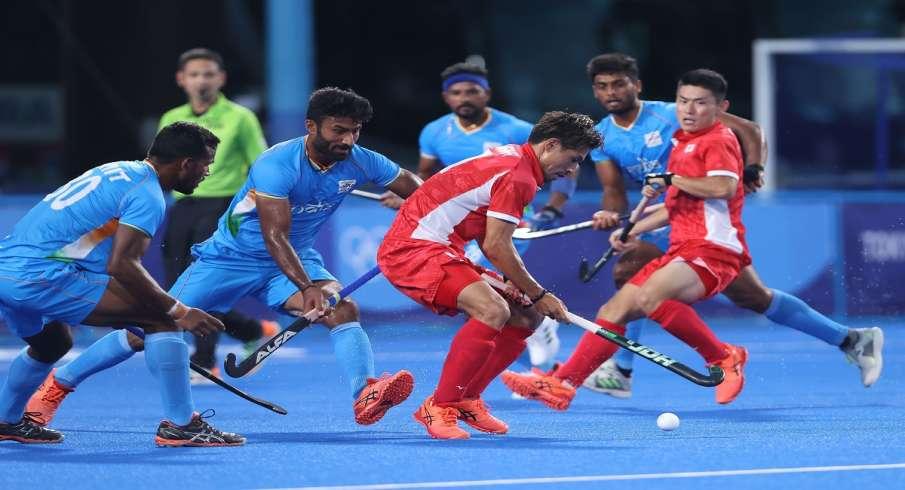India vs Japan- India TV Hindi