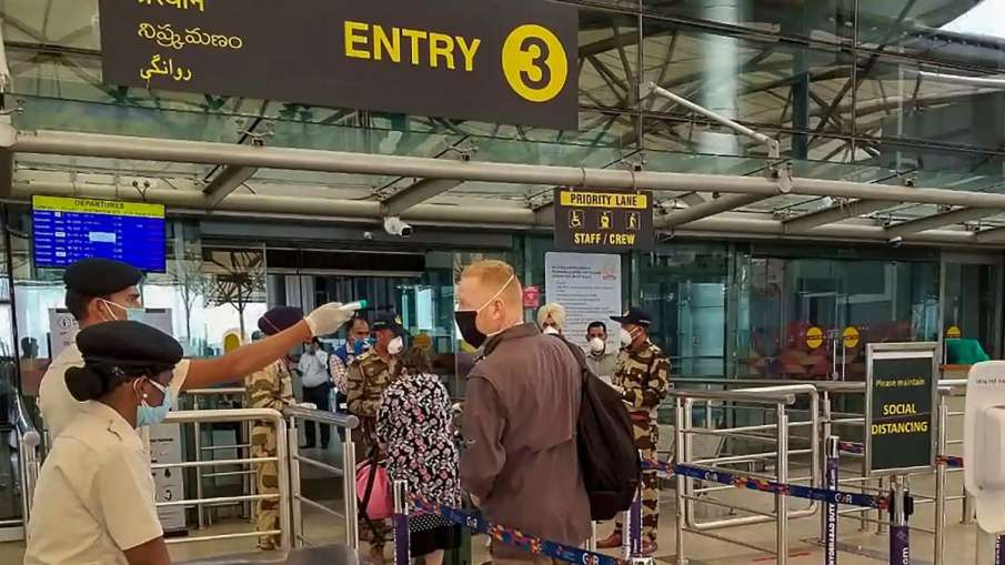 हैदराबाद हवाई अड्डे पर जांबिया की महिला से 21 करोड़ की हेरोइन जब्त- India TV Hindi