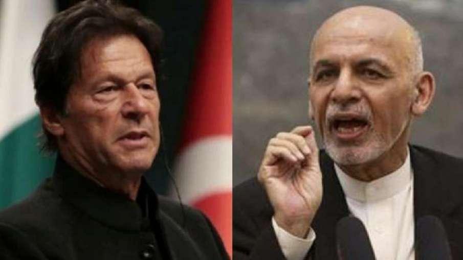 इमरान खान के सामने अफगान राष्ट्रपति ने तालिबान के समर्थन के लिए पाकिस्तान को लताड़ा- India TV Hindi