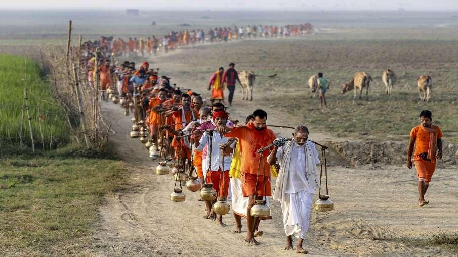 कांवड़ यात्रा के लिए...- India TV Hindi