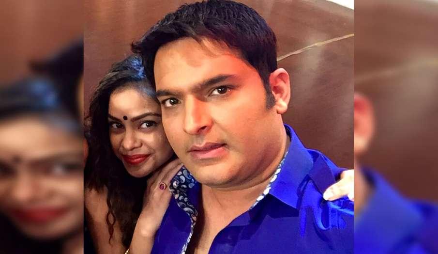 Sumona Chakravarti cryptic post after the kapil sharma shooting start latest news- India TV Hindi