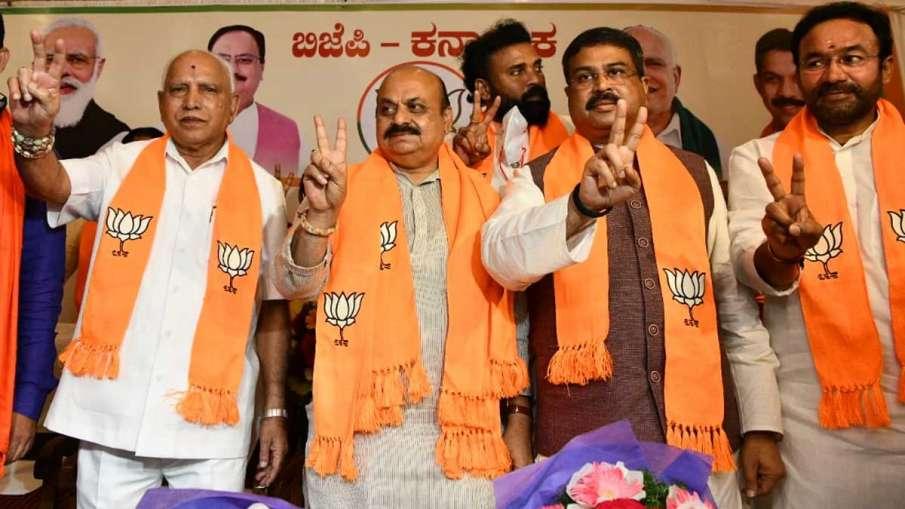Karnataka Basavaraj Bommai, Karnataka, Karnataka BJP, Karnataka social engineering- India TV Hindi