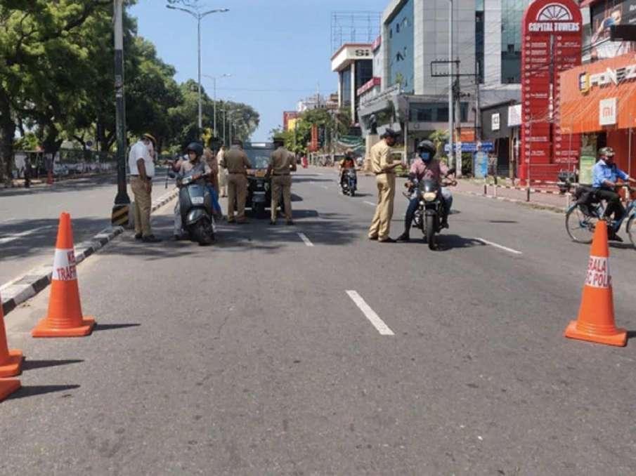 Kerala govt enforces complete Corona lockdown on Eid- India TV Hindi