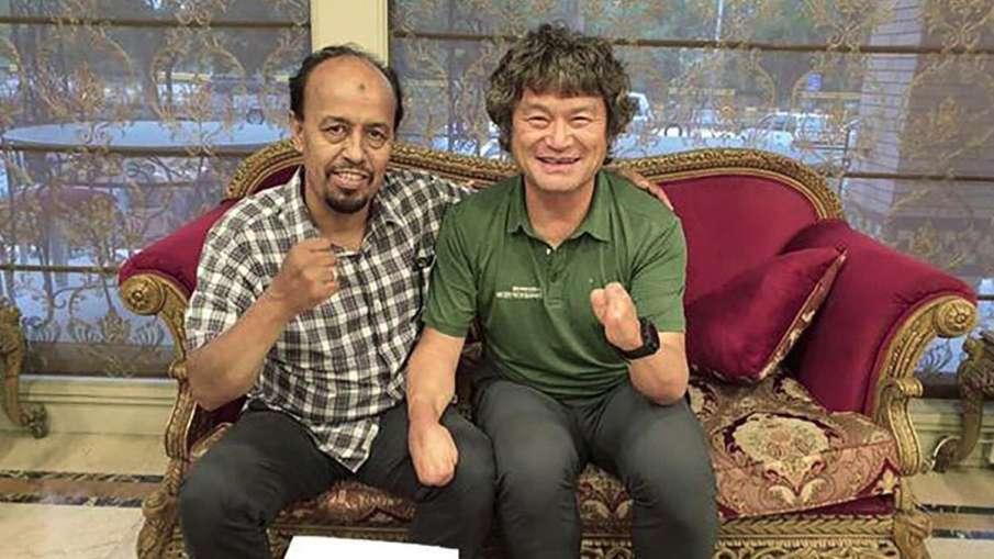Kim Hong Bin, Kim Hong Bin South Korea, South Korea, South Korean Climber Pakistan- India TV Hindi