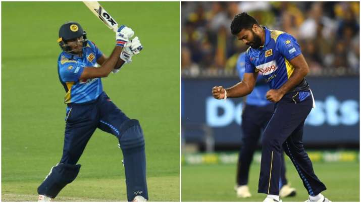 Five Sri Lankan players refused to sign contracts ahead of series against India- India TV Hindi