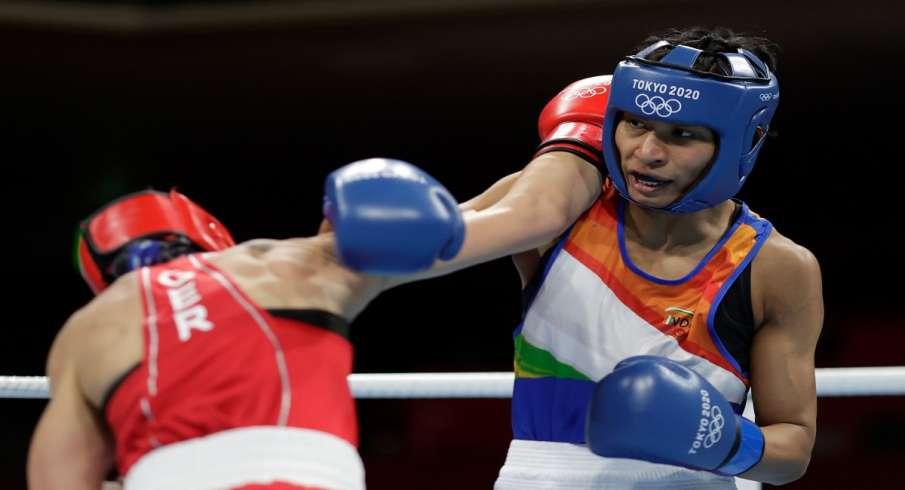 Tokyo Olympics 2020, Lovlina Borgohain, quarter-finals, India, Sports  - India TV Hindi
