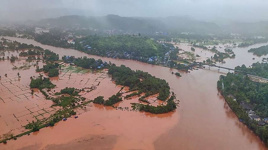 Maharashtra Rains: 129 Dead in 48 Hours, Many Feared Trapped After Landslides- India TV Hindi