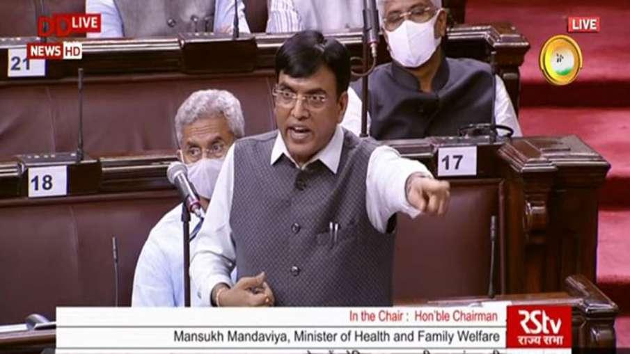 I know the encouragement raised by thali and clapping, says Mansukh Mandaviya- India TV Hindi