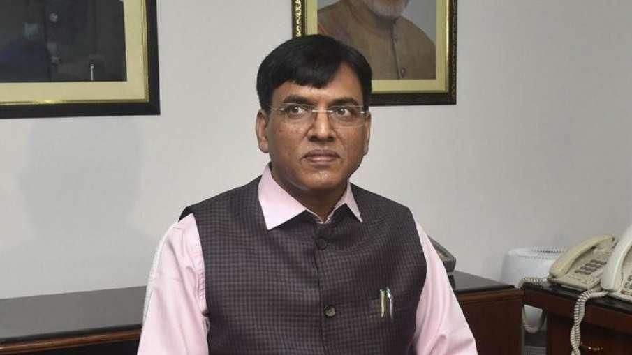 केंद्रीय स्वास्थ्य मंत्री मनसुख मंडाविया- India TV Hindi