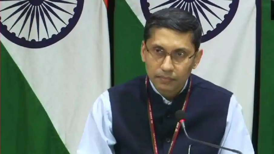 Vacate PoK, dare not alter status, says Ministry of External Affairs- India TV Hindi