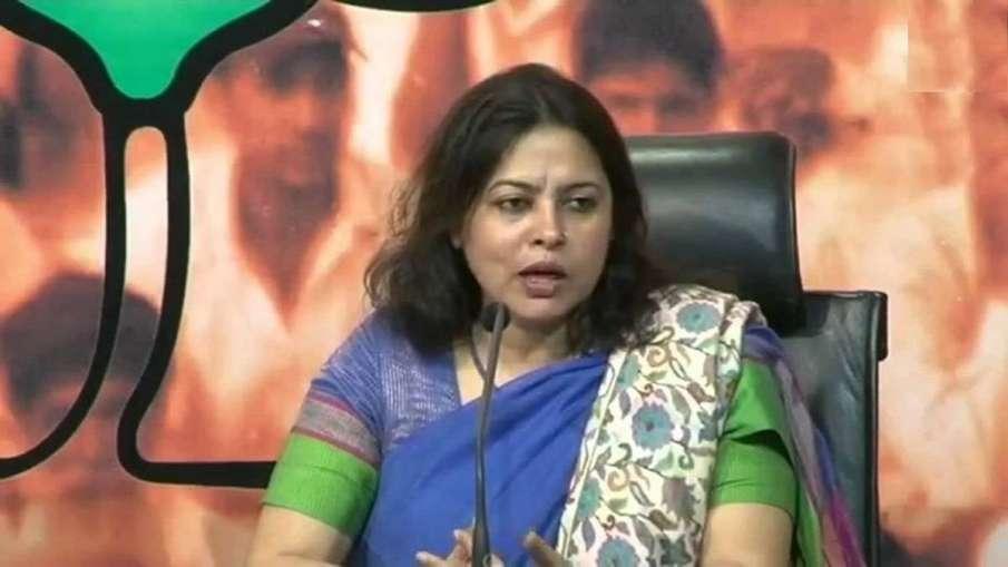 Meenakshi Lekhi calls protesting farmers mawali- India TV Hindi